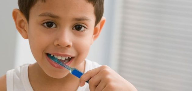 Naturally Clean, White Teeth for Kids