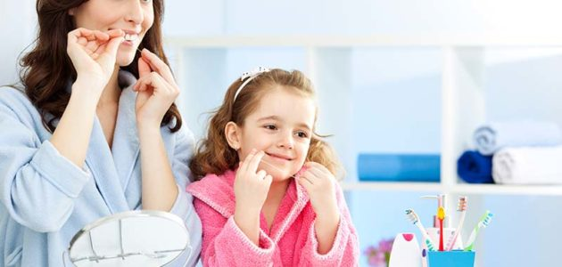 Teaching Kids About Oral Hygiene