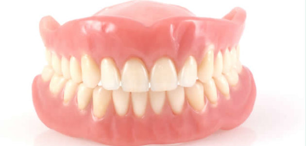 False Teeth: How to Ease the Transition