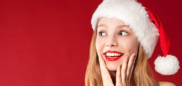 All I Want for Christmas Is…Whiter Teeth!