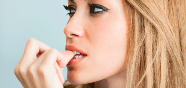 Nail Biting – Public Enemy Number One for Oral Health