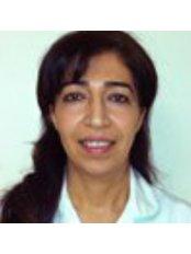 Dr Najme Shokrollahi