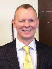 Dr Andrew Greenwood